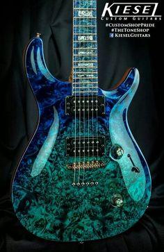 Kiesel Custom Carvin Guitars More