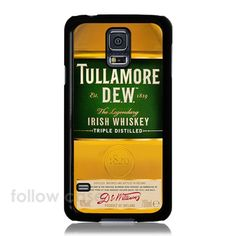 Tullamore Dew Irish Whiskey Galaxy S3 S4 S5 iPhone 4/4S/5/5S/5 iPod Touch Case - Cases, Covers & Skins . http://www.myicover.nl #iphone 5s case - iphone 5 case - iphone 4s case