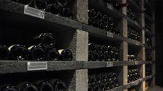 Flacons d'éternité Shops, Wine Storage, Wine Rack, Cave, Basement, Home Decor, Room, Flasks, Wine Cellars