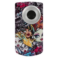 Monster High Digital Video Recorder - Multicolored (38048),