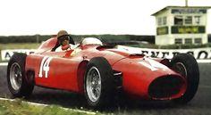 1956 Peter Collins, Lancia Ferrari D50 801 F1