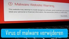 Virus, malware en spyware verwijderen in Haarlem en omgeving. Financial Information, Software