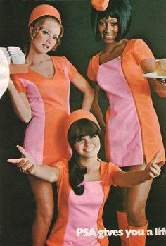PSA uniforms