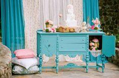 beautifully painted furniture | Beautiful painted furniture.