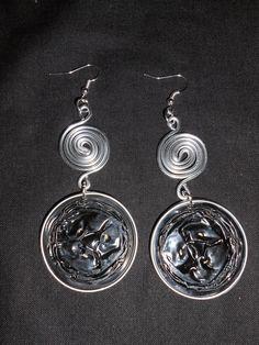 nespressart bijoux: orecchini