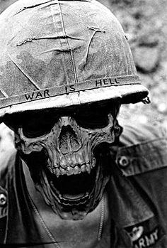 skull-war is hell