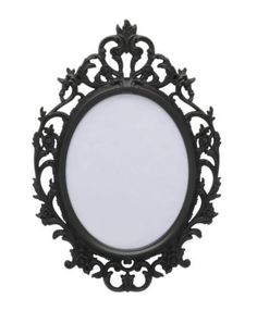 Savvy Wedding/Party Idea: IKEA Ung Drill Baroque Frame for your photo booth Shopping Ikea, Picture Wall, Picture Frames, Black Picture, Photo Wall, Marco Ikea, Ikea Mirror, Mirror Mirror, Mirrors