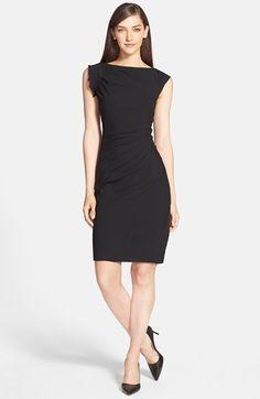 BOSS HUGO BOSS 'Daperla' Dress available at #Nordstrom