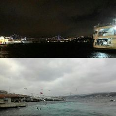 #istanbul #day&night