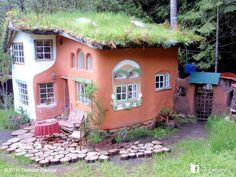 Coquille Oregon, Cob Cottage