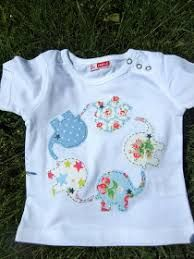 Embroidery ideas for baby onesies shirts 36 ideas for 2019 Toddler Outfits, Baby Boy Outfits, Kids Outfits, Trendy Baby Boy Clothes, Diy Clothes, Sewing For Kids, Baby Sewing, Elephant Quilt, Elephant Applique