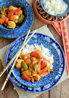 Quick & Easy Sweet and Sour Chicken ActiFry Challenge: Sweet and Sour Chicken (Healthy Takeaway Recipe) – Lavender and Lovage Quorn Recipes, Actifry Recipes, Recipe For Sweet & Sour Chicken, Chicken Wing Recipes, Gourmet Recipes, Cooking Recipes, Healthy Recipes, Healthy Dinners, Healthy Cooking