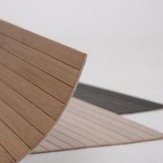 revêtement de sol en bambou de chez moso : souple et autoadhésif