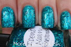 More Nail Polish: Lynnderella - I Don't Mean Rhinestones