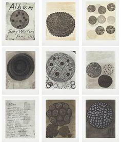 thefiftyeight:  Terry Winters - Album portfolio, 1988
