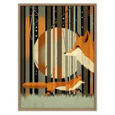 Midnight Foxes / Brauntown