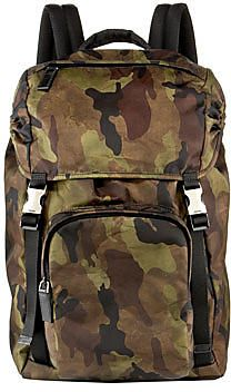 Khloe Kardashian - See when Camo Backpack is on sale - TrackIf