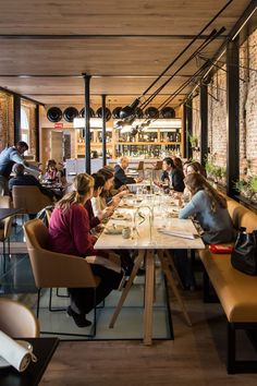 Restaurante Dos Cielos en Madrid.