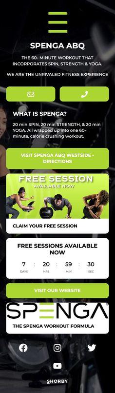 THE UNRIVALED FITNESS EXPERIENCE #fitnessinspiration #healthfitness #workoutplan #fitnesstrainer #athletics Strength Yoga, Athletics, Fitness Inspiration, Landing, Health Fitness, Trends, Workout, Link, Work Out