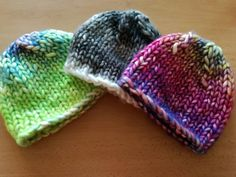 My Works, Knitted Hats, Beanie, Knitting, Fashion, Moda, Tricot, Fashion Styles, Breien