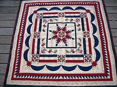 LOOSE THREADS: Round Robin Quilts