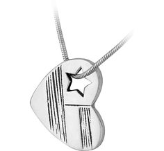 American Heartland Sterling Necklace at The Veterans Site