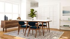 Modsy Interior Design Styles U2013 Mod Visionary Family Dining Rooms, Living  Room, Style Guides
