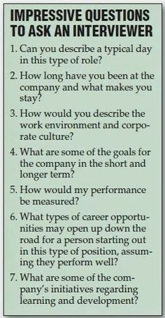 Resume Tips : Great Questions to ask the interviewer during a job interview. Still feeling a little rusty on the whole job searching process? No problem. GO Charleston Deals has a great deal on Interview Coaching just for you! Job Interview Questions, Job Interview Tips, Job Interviews, Interview Coaching, Interview Techniques, Interview Clothes, Interview Answers, T Or D Questions, Preparing For An Interview