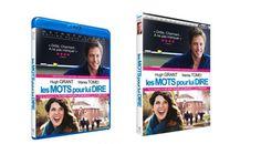 Nouveau concours : LES MOTS POUR LUI DIRE 1 Blu-Ray + 2 DVD à gagner
