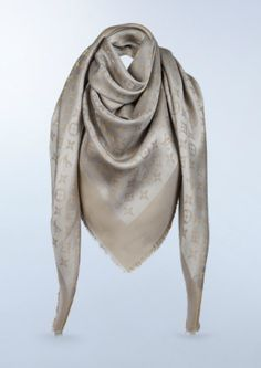 Louis Vuitton Scarf.. love! Sometimes I can be such a label whore...lol