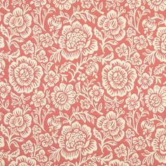 The K0847 CORAL FLORAL upholstery fabric by KOVI Fabrics features Contemporary, Floral pattern and Coral or Orange or Persimmon, White or Off-White as its colors. It is a Brocade or Matelasse type of upholstery fabric and it is made of 37% cotton, 36% Rayon, 27% polyester material. It is rated Exceeds 35,000 Double Rubs (Heavy Duty) which makes this upholstery fabric ideal for residential, commercial and hospitality upholstery projects. For help Call 800-8603105.