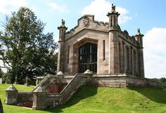 Lowther Castle Mausoleum 2 by GothicBohemianStock on DeviantArt