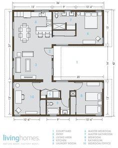 Living Homes Plan
