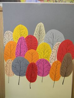 Image gallery – Page 848787860990743407 – Artofit Toilet Paper Roll Art, Rolled Paper Art, Amazing Paintings, Original Paintings, Fall Art Projects, 2nd Grade Art, Ecole Art, Forest Art, Art Curriculum