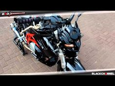 Modifikasi Motor Yamaha Vixion 2010 Street Fighter Transformer