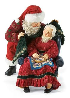 Love - Mr and Mrs Claus