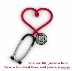 We save hundreds of lives every day. #nurses