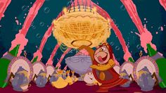 ALL THESE DRANKS | The 17 Most Delicious Moments In Disney Animation