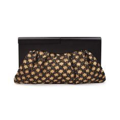 Great handle!  Unfortunately, this was a metallic gold and not the matte beige I was hoping for. Urban Expressions Destination Clutch from LittleBlackBag