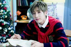 """[27.12.16] """"Christmas Week"""" for V LIVE - JinJin"""