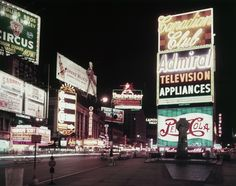 1956   28 Photos That Show How Much Times Square Has Changed