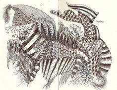gorgeous doodle