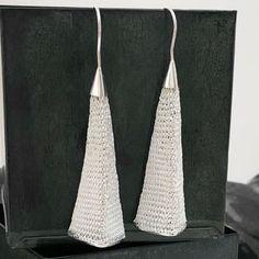 Silver-cone-earrings-2