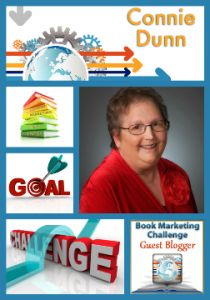 Day 22: Featured guest blogger - Book Marketing Challenge - Connie Dunn, Marketing Your Book with Press Releases