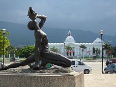 Port-au-Prince, Haiti...Not as a vacation spot, but to visit my best friend's home town.