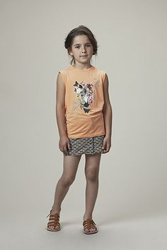 Little PAUL & JOE - Ligne de vêtement pour enfant de 6 à 10 ans.