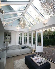 Beautiful all-season sun room