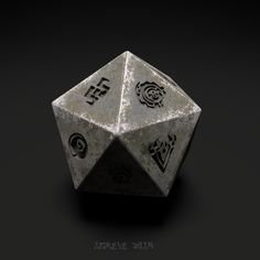 Old Cthulhu dice