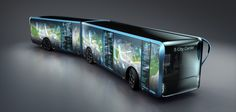WILLIE - Transparent LCD Bus concept | Transport // Concept ...