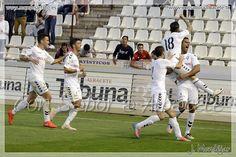 GALERÍA DE IMÁGENES DEL ALBACETE 3 - BARAKALDO 0  Albacete Balompié Barakaldo Carlos Belmonte Fútbol Galería fútbol Temporada 2016/17